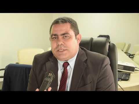 Entrevista com o vereador Gilmar Amorim (PSDC)