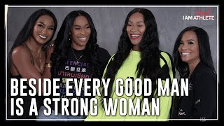 Beside Every Good Man Is A Strong Woman | I Am Woman Season Premiere