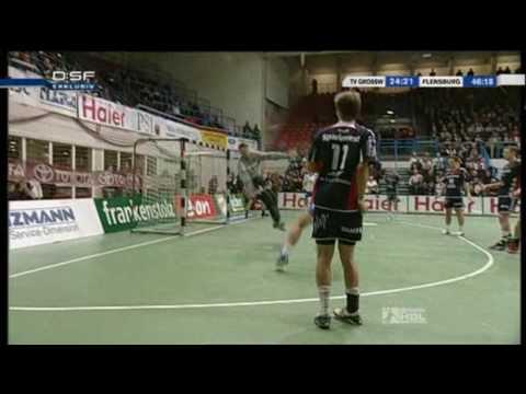 Top 5 Goals: Spieltag 10 der Handball Bundesliga Saison 2009/2010