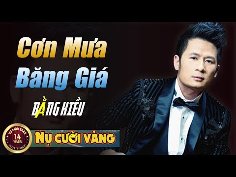 Cơn Mưa Băng Giá - Bằng Kiều Live | Liveshow Bông Hồng Vàng