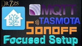 Smarthome #1| Sonoff-Tasmota firmware on 3 gang sonoff touch! - Tran