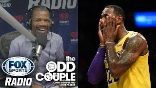 Chris Broussard & Rob Parker BATTLE Over LeBron's Failed Season
