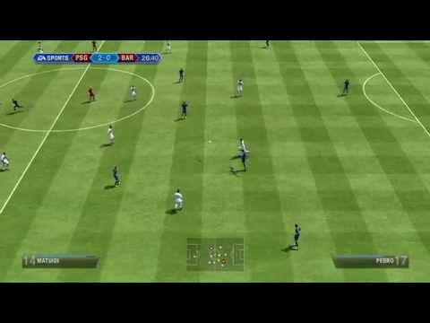 FIFA 13 Online Match - 3 Fast Goals & Making The Opponent Disconnect