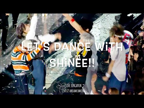 LET'S DANCE WITH SHINEE