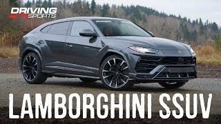 2019 Lamborghini Urus SSUV - Is it Worth $200,000? Full Review #drivingsportstv