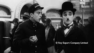 Charlie Chaplin - Deleted Scene From City Lights