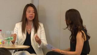 July 14, 2017 Watermark Leadership Conference: Gladys Kong, UberMedia and Lauren Goode, The Verge