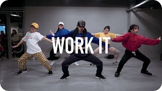 Work It (Royalty Trap Mashup) - Missy Elliott / Minyoung Park Choreography