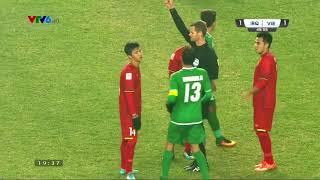 Những tình huống gây tranh cãi của Trọng tài người Australia trong trận U23 Việt Nam - U23 Iraq
