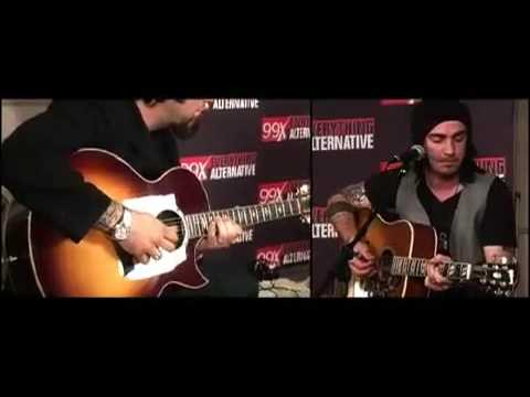 Three Days Grace - Pain (acoustic live)