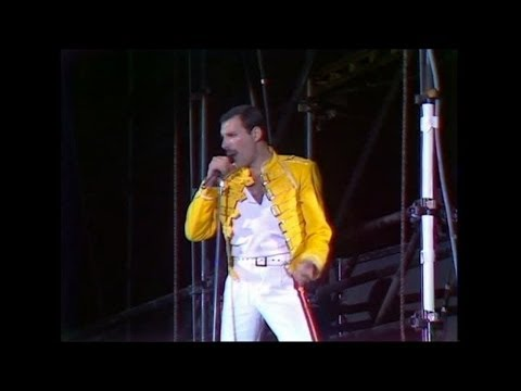 A Kind Of Magic Live at Wembley '86