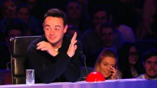Ant & Dec Judging on Britain's Got Talent