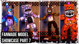 [FNAF/SFM] Fanmade Model Showcase PART 7