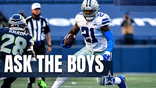 #AskTheBoys: Decisions Decisions | Dallas Cowboys 2021