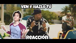 Ven Y Hazlo Tú 💰 - Nicky Jam x J Balvin x Anuel AA x Arcángel | Video Oficial (Reacción)