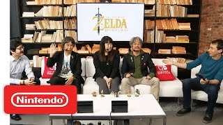 The Legend of Zelda: Breath of the Wild – Nintendo Treehouse: Live with Nintendo Switch