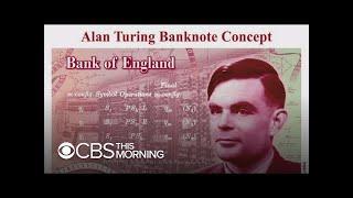 Alan Turing, pionero de la informática, será honrado con su foto en un nuevo billete de 50 libras