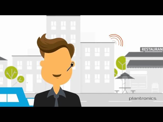 Belsimpel-productvideo voor de Plantronics BackBeat Fit Blue