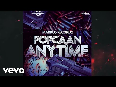 Popcaan - Anytime