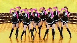 Girls' Generation 少女時代 'PAPARAZZI' MV Dance Edit GOLD