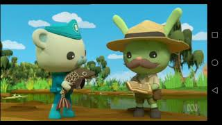 Octonauts and the great swamp search