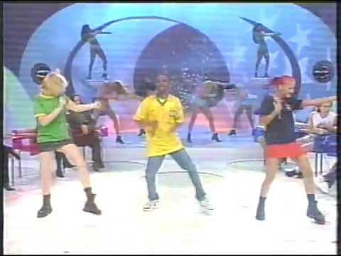 Mr President @ Domingo Legal (Live in Brazil 1997) Coco Jamboo