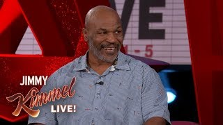 Mike Tyson on Lions, Tigers & Marijuana