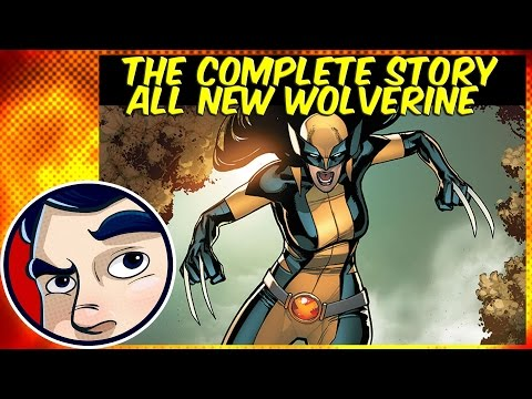 All New Wolverine (X-23) - ANAD Complete Story | Comicstorian