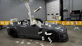 HOW MUCH DOES IT COST TO BUILD YOUR DREAM GTR?