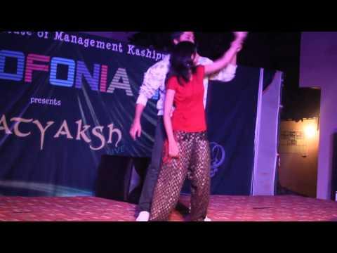 Kacofonia Dance Perfomances @ IIM Kashipur