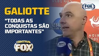 """""""TODAS AS CONQUISTAS SÃO IMPORTANTES'; Edu Dracena e Galiotte batem um papo com o FOX Sports"""
