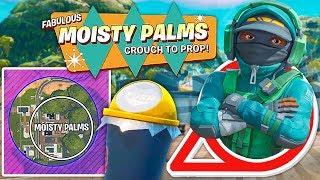 I GOT FINAL ZONE IN MOISTY PALMS! (very dumb)