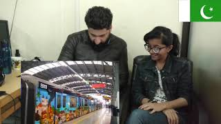Pakistani Reacts To  Top 10 Largest Metro Systems in India 2018