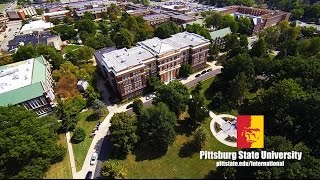 'Choose Pittsburg State University - #YouBelong
