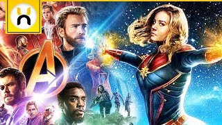 Where Captain Marvel Was During Avengers Infinity War Theory