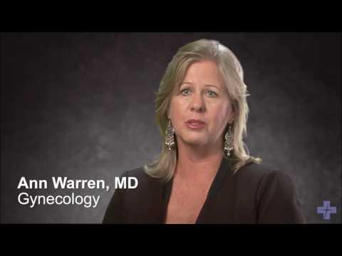 Meet Dr. Ann Warren, Gynecology - Advocate Health Care