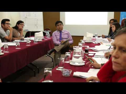 Programa de Especialización en Psicología Ocupacional. Módulo 4, Parte 7 (31/05/16)