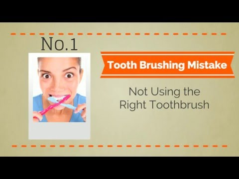 What are the Top 10 Tooth Brushing Mistakes? - Beecroft Orthodontics