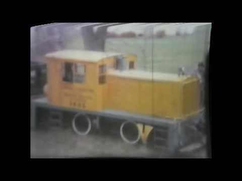 Last Rutland Thru Champlain Oct., 1964