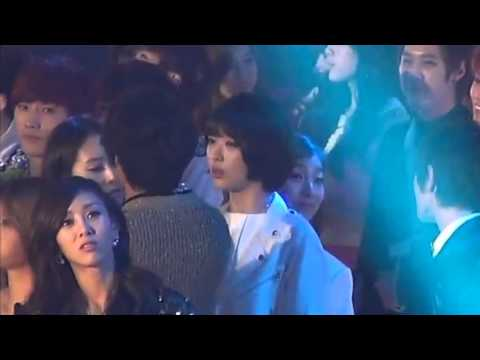 MinSul (Minho + Sulli ) moment - You're my baby