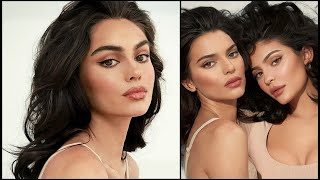 KENDALL JENNER Makeup Tutorial | Kendall x Kylie Cosmetics Review