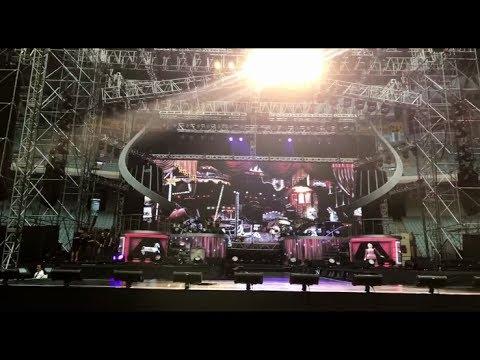 Britney: Live In Concert - Sound Test (Seoul, South Korea)