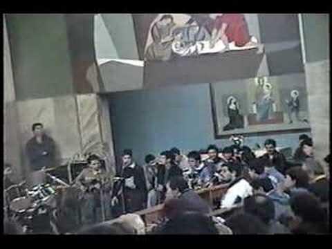 MILAGRO DE AMOR - Liceo Juan Bosco - Salesianos Alameda