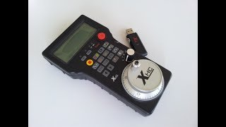 Centroid Wireless MPG for Acorn CNC Control System CWP-4
