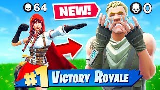 *WORLD RECORD* ATTEMPT in Fortnite Battle Royale
