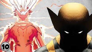 Top 10 Superheroes With Hidden Powers