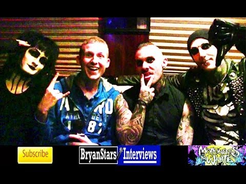 Baixar Motionless In White Interview #4 Chris Motionless 2014