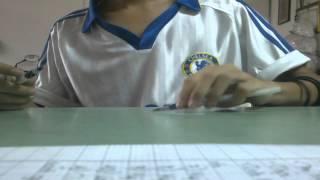 Pen Tapping - Tình Yêu Màu Nắng - By Minh Tặng Ryn