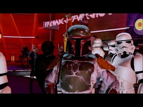Empire Today - Kinect Star Wars Gameplay