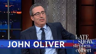 John Oliver Describes Boris Johnson, England's Very Own Trump